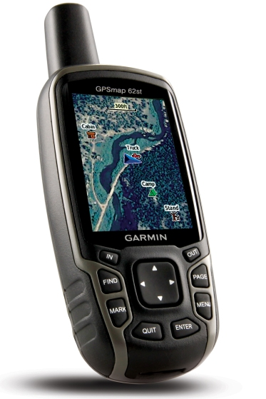 The new garmin 62s